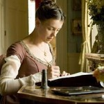 miss austen regrets writing